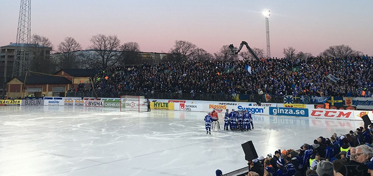 Villa BK SM-final bandy 2019